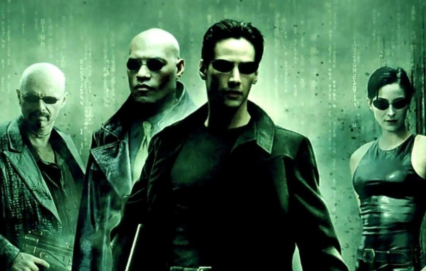 Matrix De Larry et Andy Wachowski